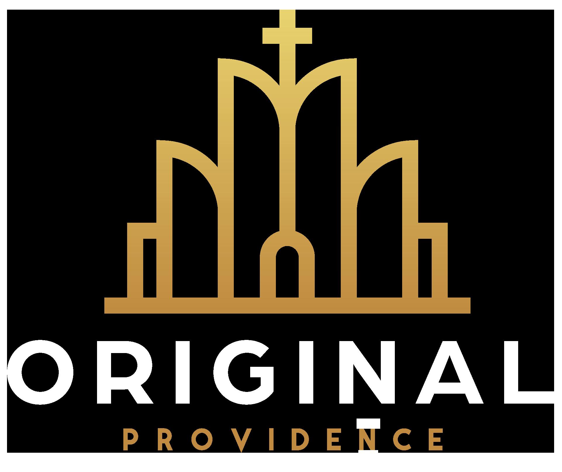 Original Providence Baptist Church.